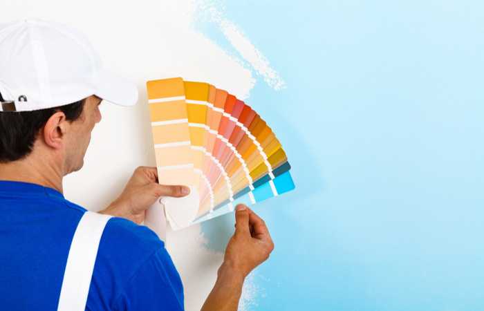 coloris peinture